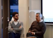 Marco Delogu and Gianmarco Mancosu
