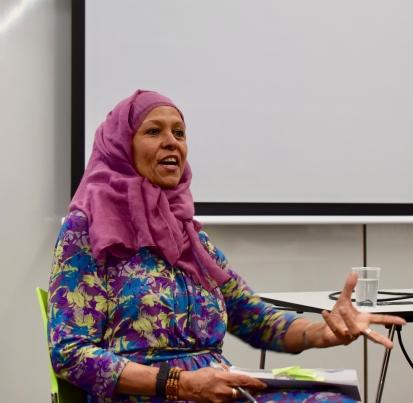 Shirin Ramzanal Fazel